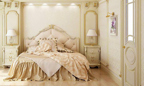 french interior design bedroom