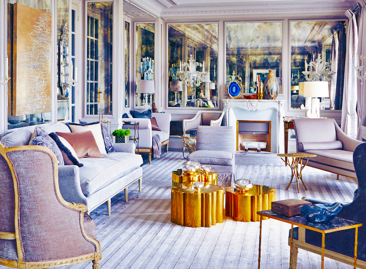 Holiday Guide to French Style Interior Design